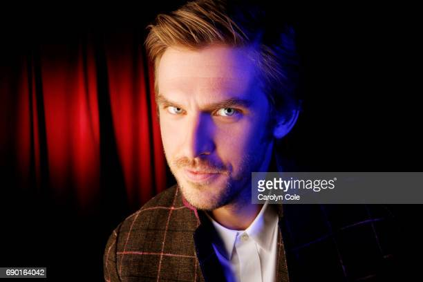 Actor Dan Stevens of the FX series 'Legion' is photographed for Los Angeles Times on April 22 2017 in New York City PUBLISHED IMAGE CREDIT MUST READ...