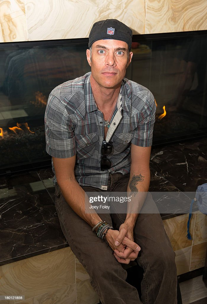 Actor <a gi-track='captionPersonalityLinkClicked' href=/galleries/search?phrase=Dana+Ashbrook&family=editorial&specificpeople=1538778 ng-click='$event.stopPropagation()'>Dana Ashbrook</a> attends Horrorhound Weekend at Marriott Indianapolis on September 8, 2013 in Indianapolis, Indiana.