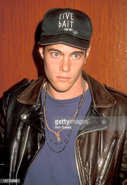 Actor Dana Ashbrook attends the California Special Olympics' Spirit of Friendship Award Dinner on November 10 1990 at the Beverly Hilton Hotel in...