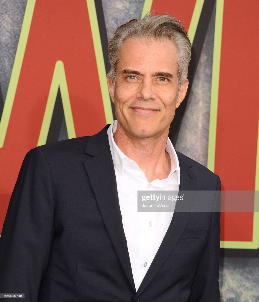 Actor Dana Ashbrook attends the premiere of 'Twin Peaks' at Ace Hotel on May 19, 2017 in Los Angeles, California.