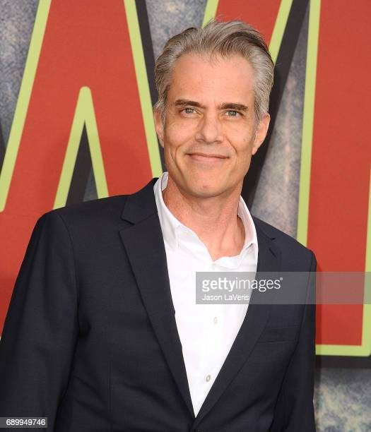 Actor Dana Ashbrook attends the premiere of 'Twin Peaks' at Ace Hotel on May 19 2017 in Los Angeles California
