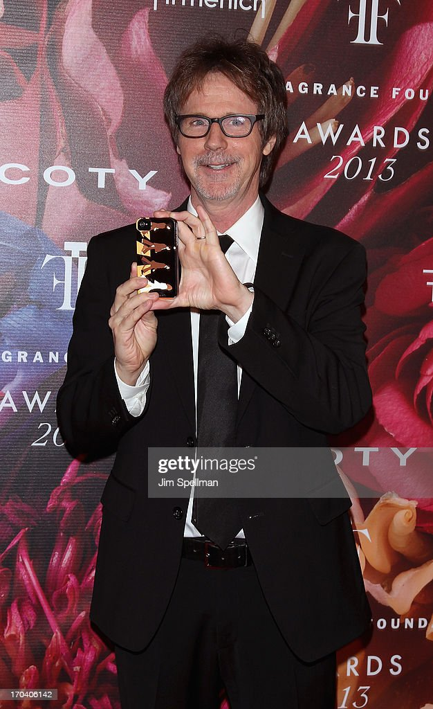 Actor Dana Carvey attends the 2013 Fragrance Foundation Awards at Alice Tully Hall at Lincoln Center on June 12, 2013 in New York City.