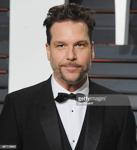 Actor Dane Cook arrives at the 2015 Vanity Fair Oscar Party Hosted By Graydon Carter at Wallis Annenberg Center for the Performing Arts on February...