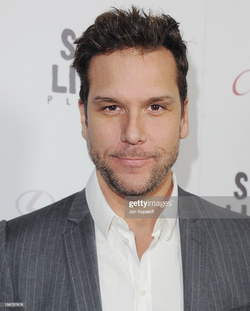 Actor <a gi-track='captionPersonalityLinkClicked' href=/galleries/search?phrase=Dane+Cook&family=editorial&specificpeople=224026 ng-click='$event.stopPropagation()'>Dane Cook</a> arrives at the Los Angeles Premiere 'Silver Linings Playbook' at the Academy of Motion Picture Arts and Sciences on November 19, 2012 in Beverly Hills, California.