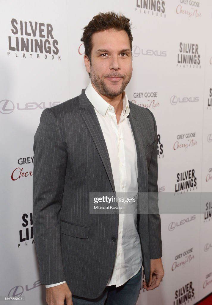 Actor Dane Cook attends a special screening of 'Silver Linings Playbook' presented by The Weinstein Company sponsored by Grey Goose and Lexus at AMPAS Samuel Goldwyn Theater on November 19, 2012 in Beverly Hills, California.