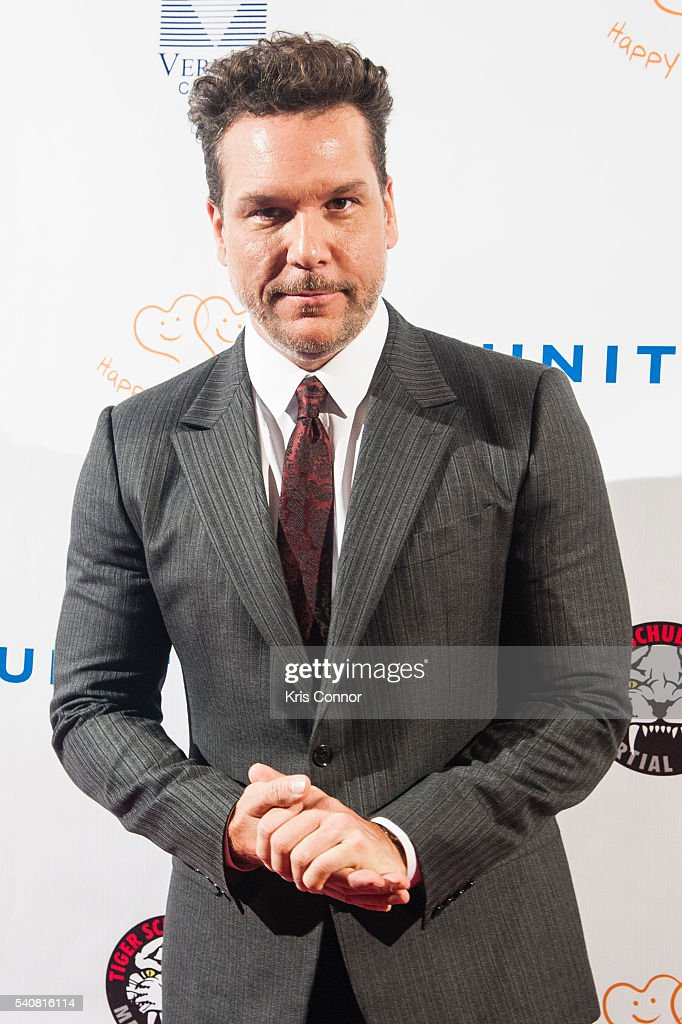 Actor Dane Cook poses for a photo during the 2016 Happy Hearts Fund Gala at Hammerstein Ballroom on June 16 2015 in New York City