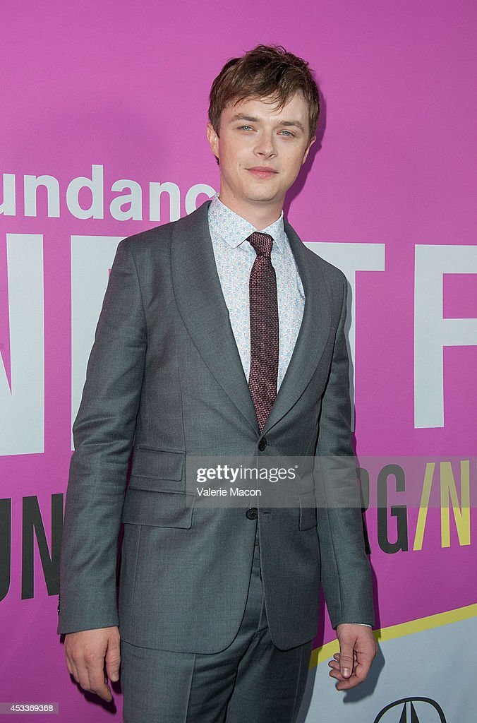 Actor <a gi-track='captionPersonalityLinkClicked' href=/galleries/search?phrase=Dane+DeHaan&family=editorial&specificpeople=6890481 ng-click='$event.stopPropagation()'>Dane DeHaan</a> arrives at Sundance NextFest Film Festival Premiere Of 'Life After Beth' at The Theatre At The Ace Hotel on August 8, 2014 in Los Angeles, California.