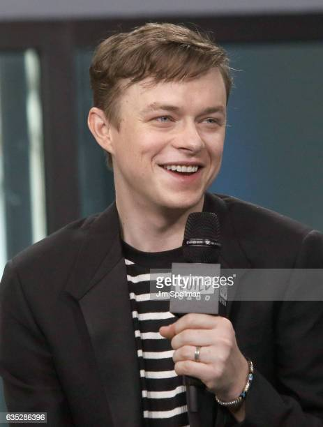Actor Dane DeHaan attends the Build series to discuss 'A Cure For Wellness' at Build Studio on February 14 2017 in New York City