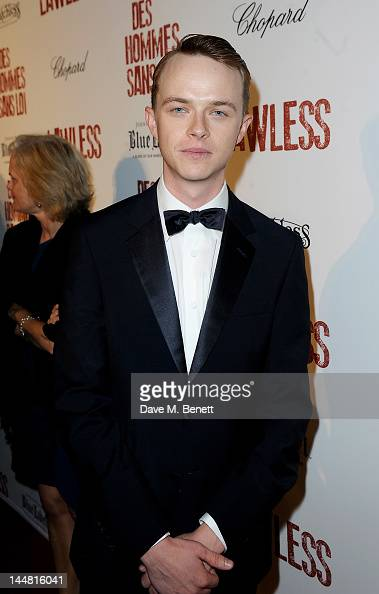 Actor Dane DeHaan attends the 'Lawless' after party hosted by Manuele Malenotti Johnnie Walker Blue Label and Chopard during the 65th Cannes Film...