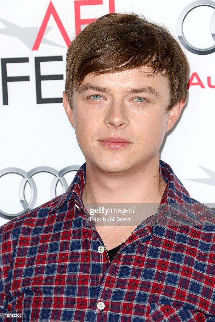 Actor Dane Dehaan attends The Los Angeles Times Young Hollywood Roundtable during AFI FEST 2013 presented by Audi at TCL Chinese Theatre on November 8, 2013 in Hollywood, California.