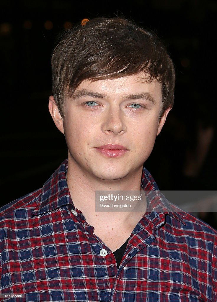 Actor Dane DeHaan attends the Los Angeles Times Young Hollywood Roundtable at AFI FEST 2013 presented by Audi at the TCL Chinese Theatre on November 8, 2013 in Hollywood, California.