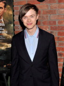 Actor Dane Dehaan attends 'The Place Beyond The Pines' New York Premiere After Party at The Bowery Hotel on March 28 2013 in New York City