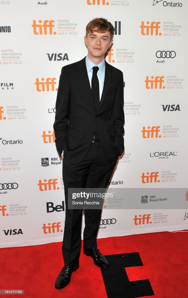Actor Dane DeHaan attends 'The Place Beyond The Pines' premiere during the 2012 Toronto International Film Festival at Princess of Wales Theatre on September 7, 2012 in Toronto, Canada.