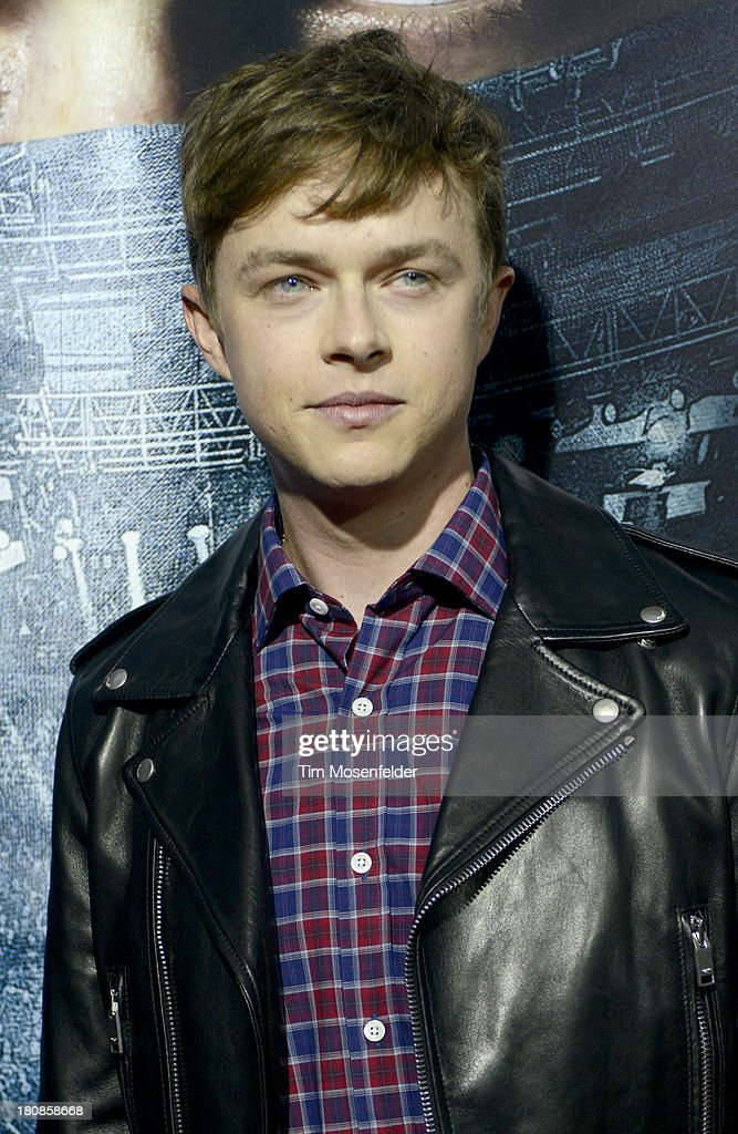 Actor Dane Dehaan attends the U.S. Premiere of Metallica Through The Never at the AMC Metreon on September 16, 2013 in San Francisco, California.