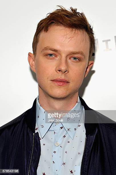 Actor Dane DeHaan attends WIRED Cafe during ComicCon International 2016 at Omni Hotell on July 21 2016 in San Diego California