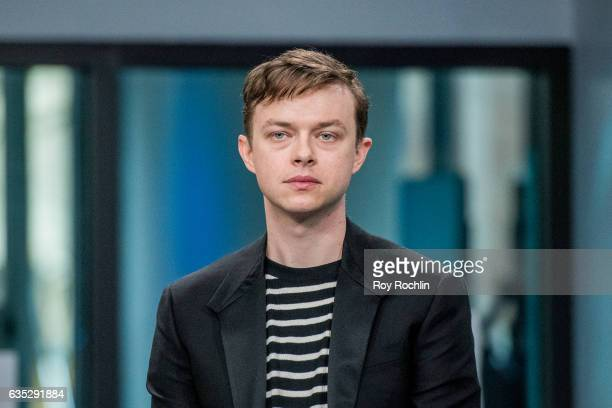 Actor Dane DeHaan discusses 'A Cure For Wellness' with The Build Series at Build Studio on February 14 2017 in New York City