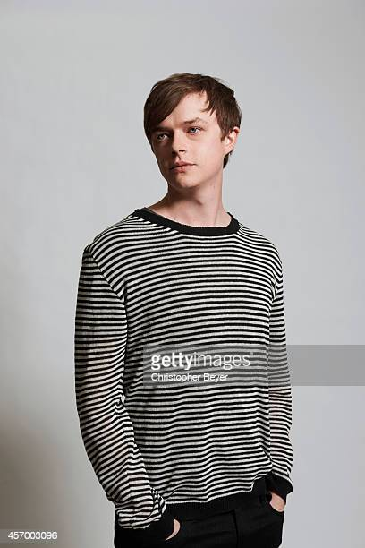 Actor Dane DeHaan is photographed for Entertainment Weekly Magazine on January 25 2014 in Park City Utah