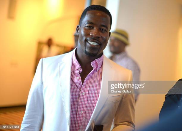 Actor Daniel Beaty attends Native Son Hosts Its First Los Angeles Event On August 13th Inpartnership with AIDS Healthcare Foundation In Celebration...