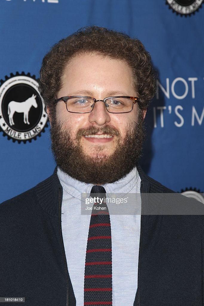 Actor Daniel Bemson attends the Los Angeles Premiere of 'It's Not You, It's Me' at Downtown Independent Theatre on September 18, 2013 in Los Angeles, California.