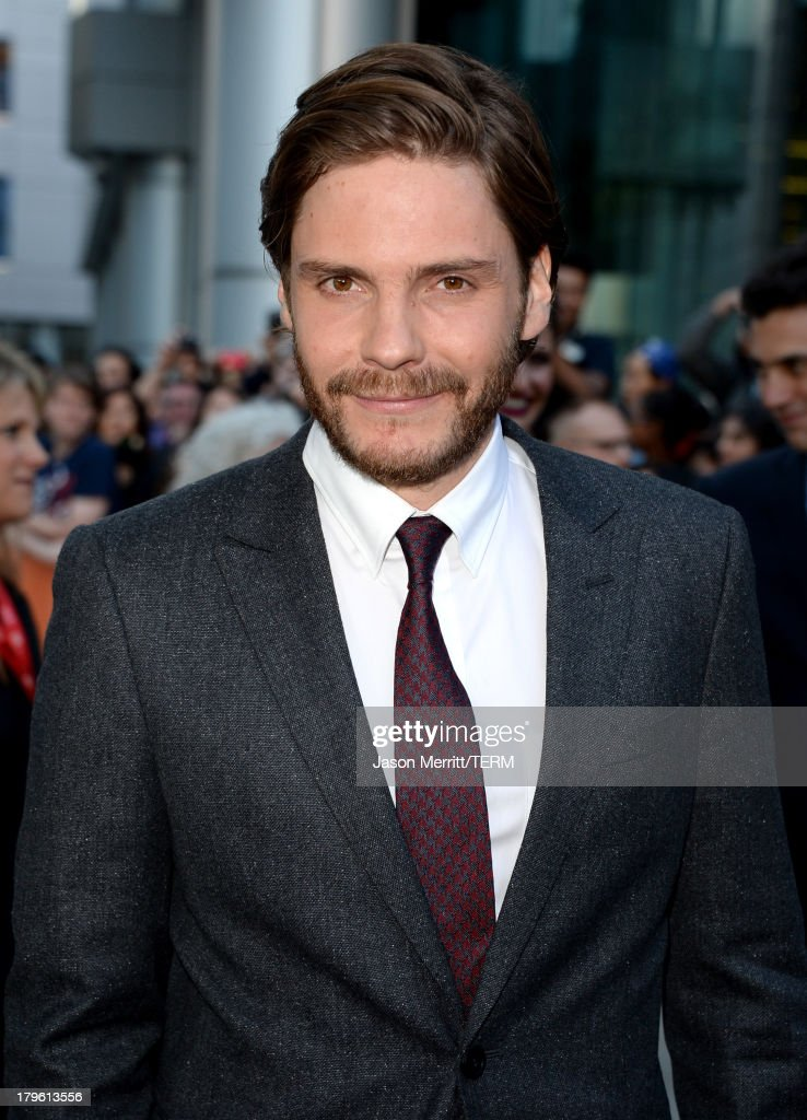 Actor Daniel Brühl arrives at 'The Fifth Estate' premiere during the 2013 Toronto International Film Festival on September 5, 2013 in Toronto, Canada.