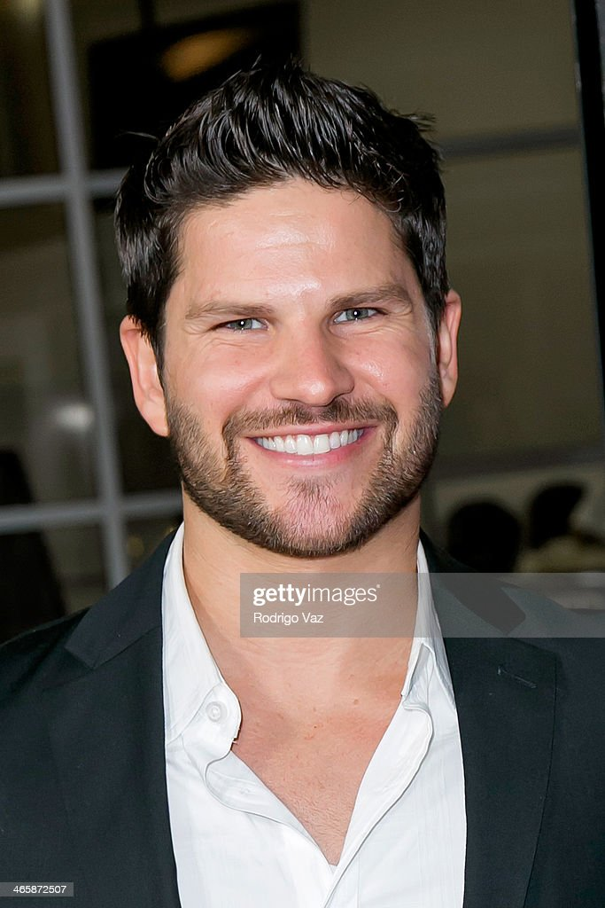 Actor Daniel Brooko attends the 'Best Night Ever' Los Angeles Premiere at ArcLight Cinemas on January 29, 2014 in Hollywood, California.