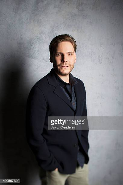 Actor Daniel Bruhl from the film 'Colonia' is photographed for Los Angeles Times on September 25 2015 in Toronto Ontario PUBLISHED IMAGE CREDIT MUST...