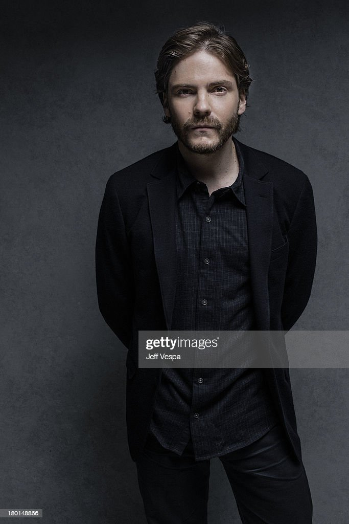Actor Daniel Bruhl is photographed at the Toronto Film Festival on September 6, 2013 in Toronto, Ontario.