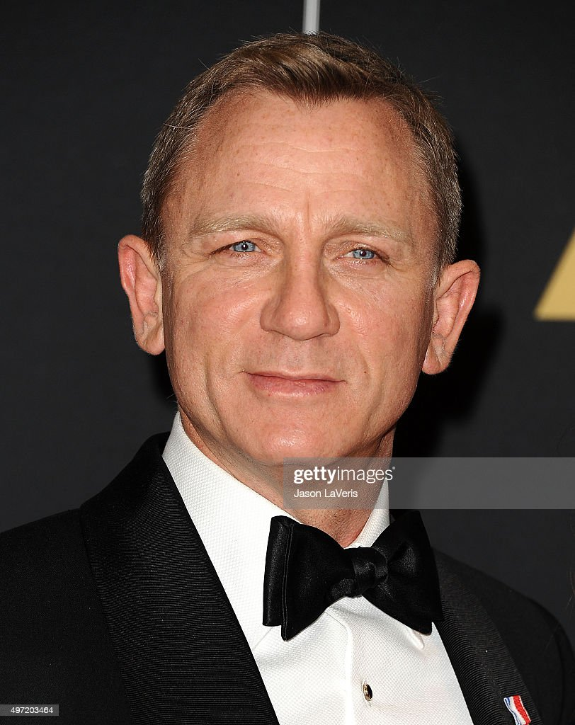 Actor <a gi-track='captionPersonalityLinkClicked' href=/galleries/search?phrase=Daniel+Craig+-+Actor&family=editorial&specificpeople=12323550 ng-click='$event.stopPropagation()'>Daniel Craig</a> attends the 7th annual Governors Awards at The Ray Dolby Ballroom at Hollywood & Highland Center on November 14, 2015 in Hollywood, California.