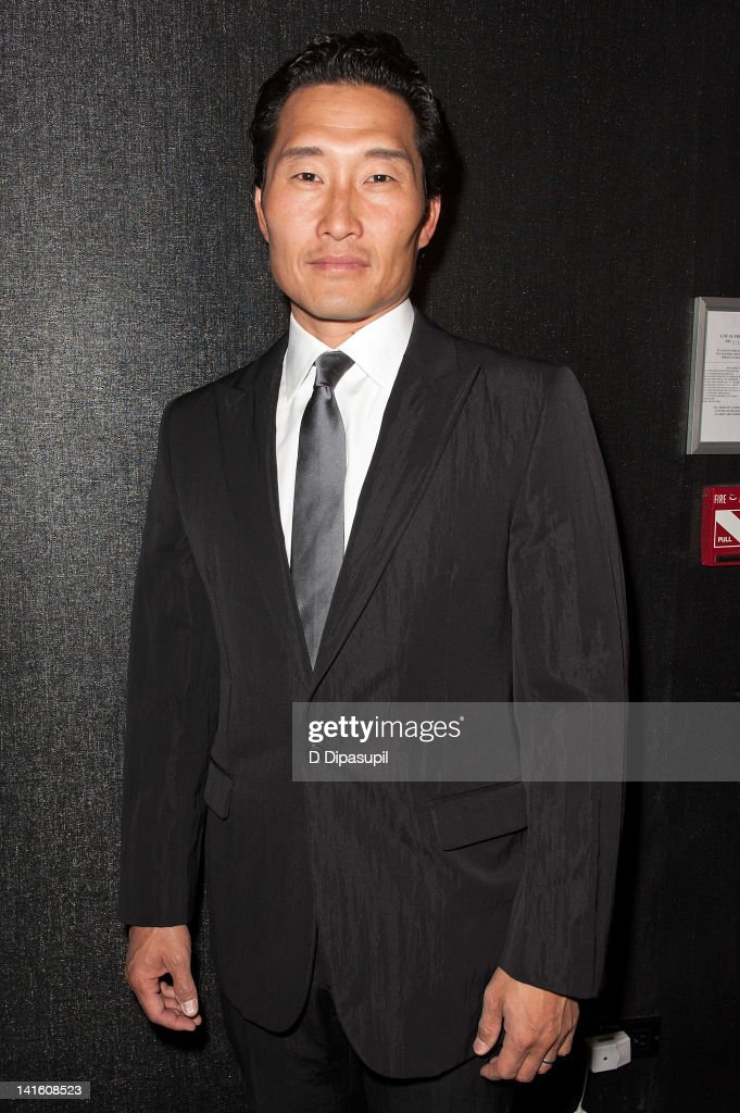 Actor <a gi-track='captionPersonalityLinkClicked' href=/galleries/search?phrase=Daniel+Dae+Kim&family=editorial&specificpeople=581168 ng-click='$event.stopPropagation()'>Daniel Dae Kim</a> attends 'Legacy And Homecoming' the Pan Asian Repertory's 35th Anniversary Gala at The Edison Ballroom on March 19, 2012 in New York City.