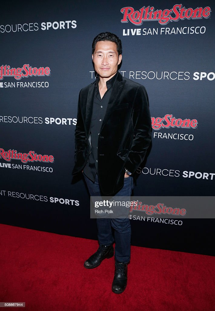 Actor <a gi-track='captionPersonalityLinkClicked' href=/galleries/search?phrase=Daniel+Dae+Kim&family=editorial&specificpeople=581168 ng-click='$event.stopPropagation()'>Daniel Dae Kim</a> attends Rolling Stone Live SF with Talent Resources on February 7, 2016 in San Francisco, California.