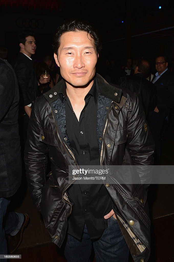 Actor <a gi-track='captionPersonalityLinkClicked' href=/galleries/search?phrase=Daniel+Dae+Kim&family=editorial&specificpeople=581168 ng-click='$event.stopPropagation()'>Daniel Dae Kim</a> attends the Audi Forum New Orleans at the Ogden Museum of Southern Art on February 2, 2013 in New Orleans, Louisiana.