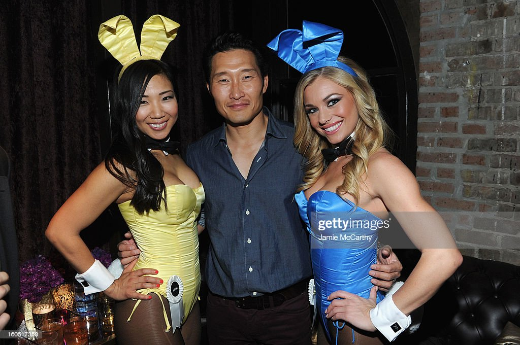Actor Daniel Dae Kim attends The Playboy Party Presented by Crown Royal on February 1, 2013 in New Orleans, Louisiana.