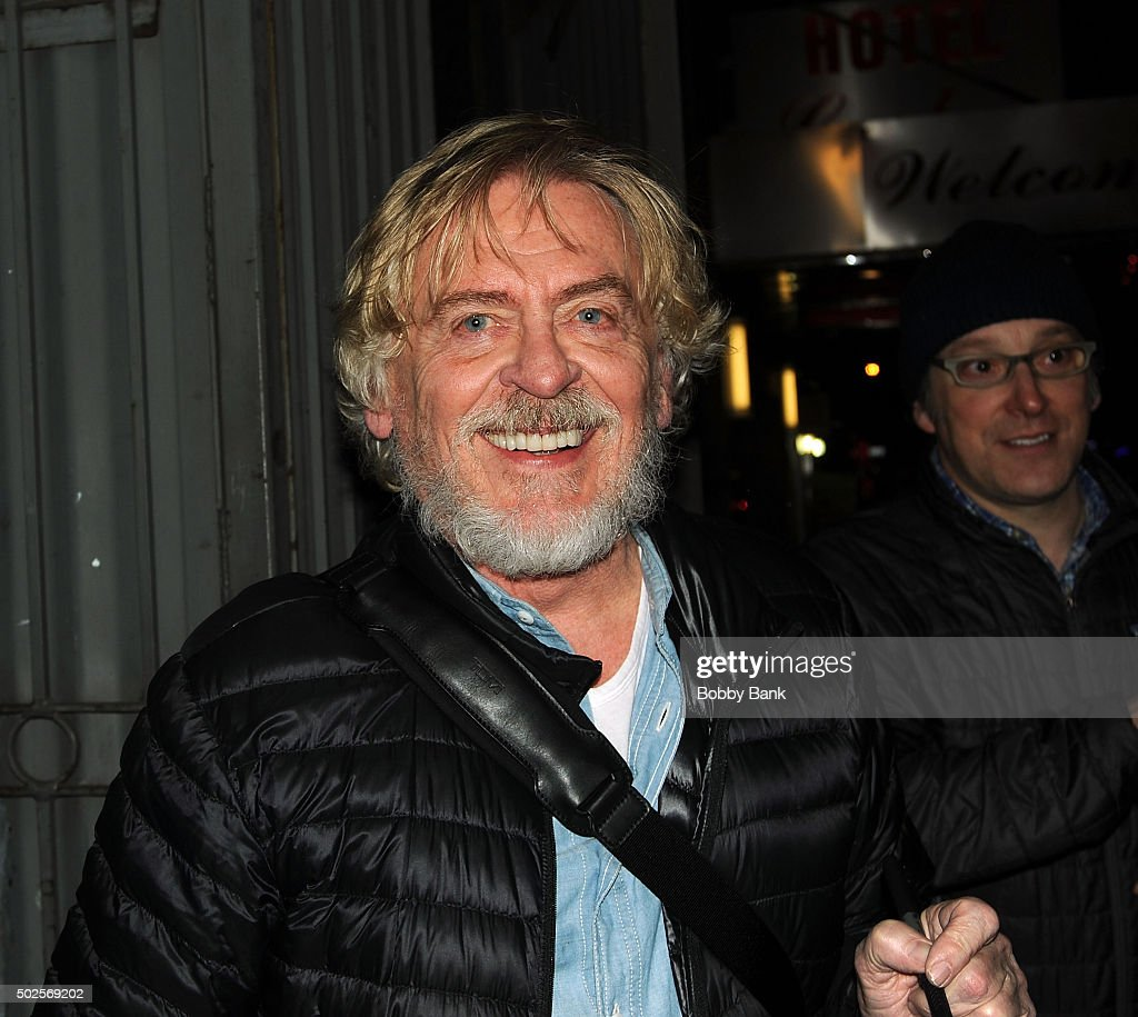 Celebrity Sightings In New York City - December 26, 2015 ...