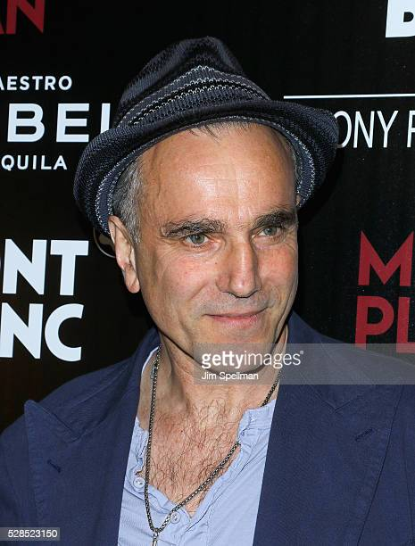 Actor Daniel DayLewis attends the screening of Sony Pictures Classics' 'Maggie's Plan' hosted by Montblanc and The Cinema Society with Mastro Dobel...