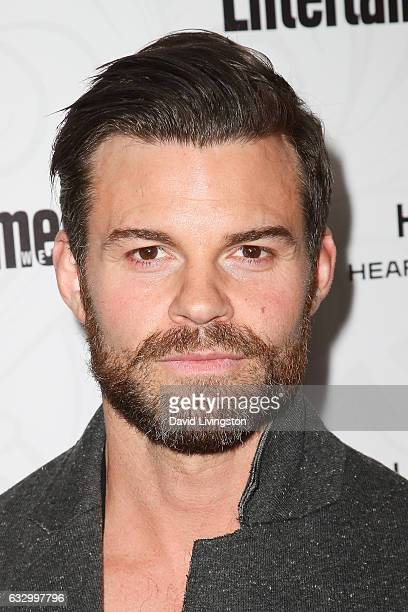 Actor Daniel Gillies arrives at the Entertainment Weekly celebration honoring nominees for The Screen Actors Guild Awards at the Chateau Marmont on...