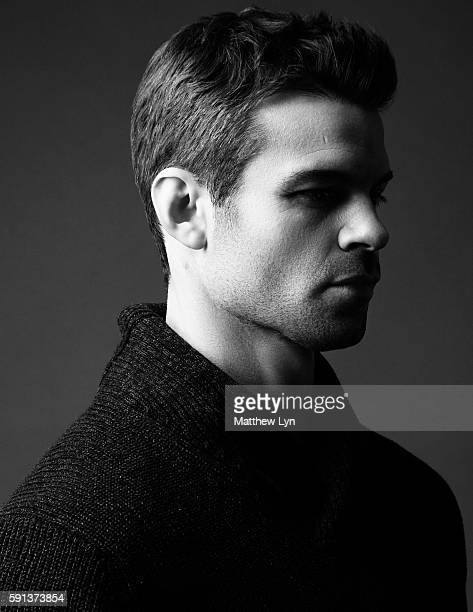 Actor Daniel Gillies is photographed for Self Assignment on December 1 in Toronto Ontario