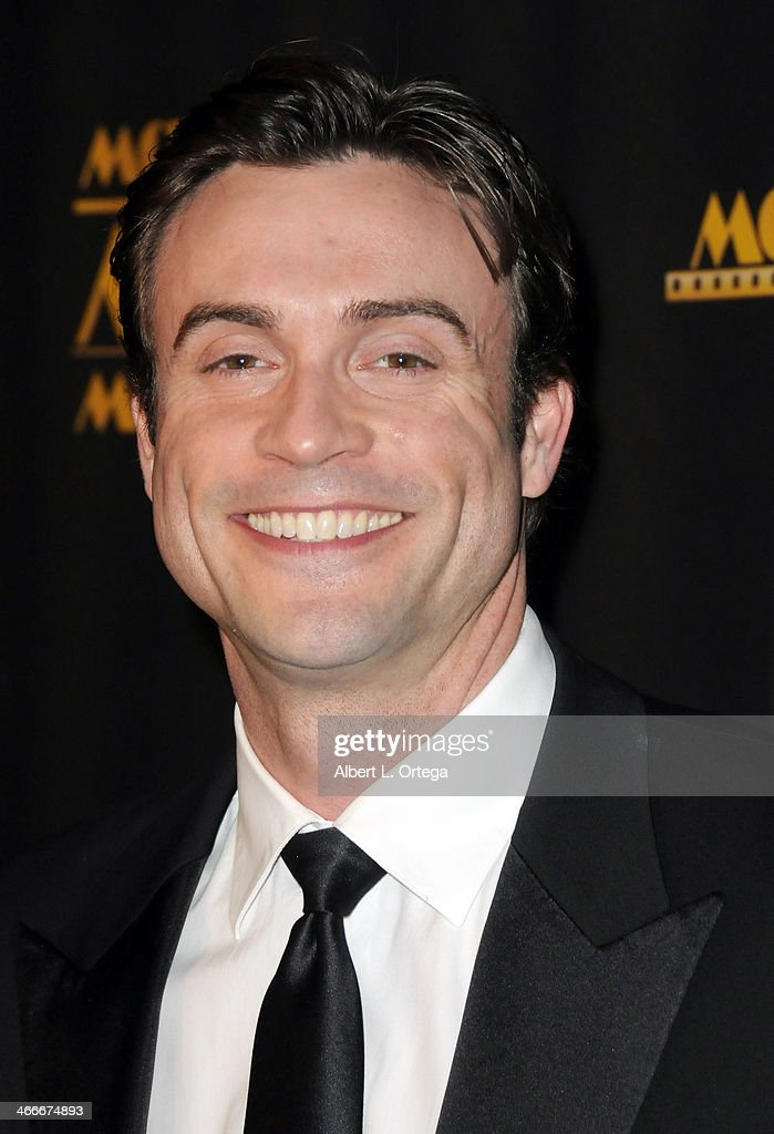 Actor Daniel Goddard attends the 21st Annual Movieguide Awards held at the Universal Hilton Hotel on February 15, 2013 in Universal City, California.