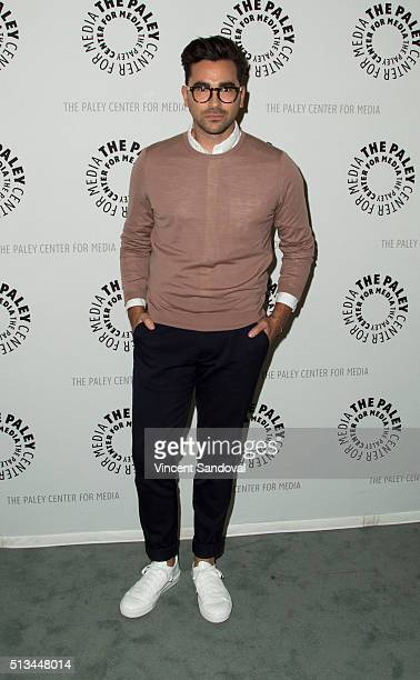 Actor Daniel Levy attends Paley Center For Media Presents PaleyLive LA An evening with 'Schitt's Creek' at The Paley Center for Media on March 2 2016...