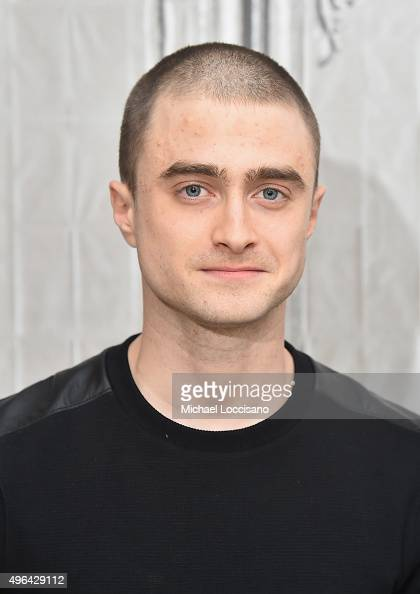 Actor Daniel Radcliffe attends the AOL BUILD Speaker Series 'Victor Frankenstein' at AOL Studios In New York on November 9 2015 in New York City