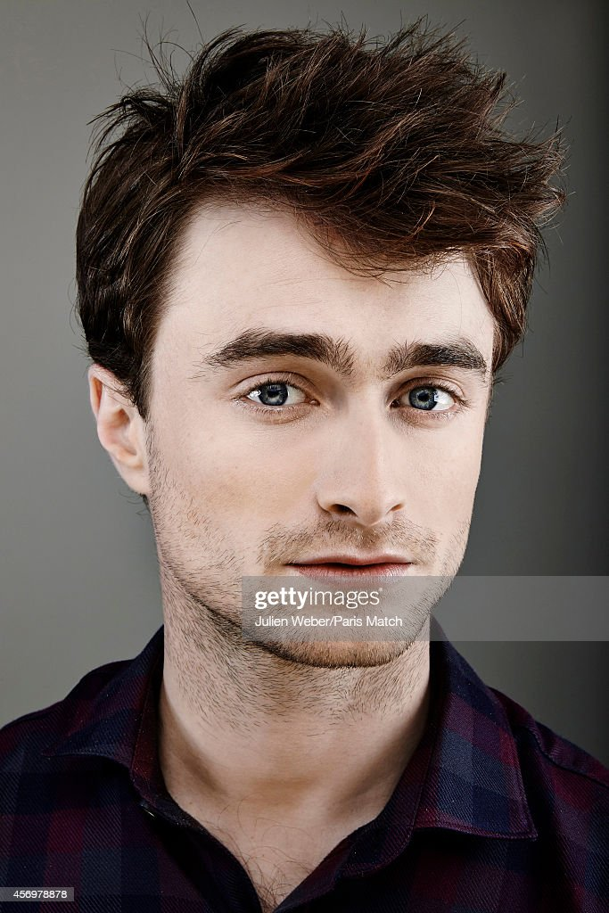 Actor <a gi-track='captionPersonalityLinkClicked' href=/galleries/search?phrase=Daniel+Radcliffe&family=editorial&specificpeople=204144 ng-click='$event.stopPropagation()'>Daniel Radcliffe</a> is photographed for Paris Match on September 17, 2014 in Paris, France.