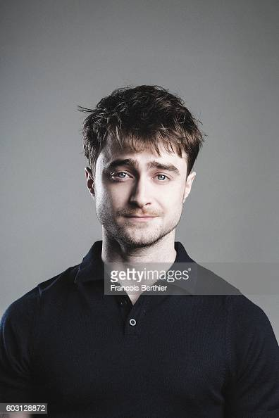 Actor Daniel Radcliffe is photographed for Self Assignment on September 6 2016 in Deauville France