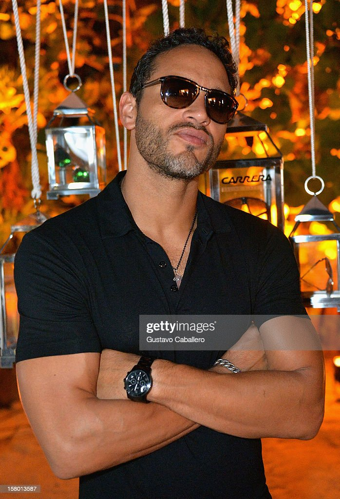 Actor <a gi-track='captionPersonalityLinkClicked' href=/galleries/search?phrase=Daniel+Sunjata&family=editorial&specificpeople=234805 ng-click='$event.stopPropagation()'>Daniel Sunjata</a> attends AD Oasis at The Raleigh on December 8, 2012 in Miami, Florida.