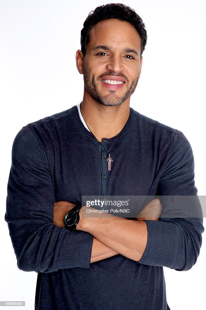 Actor Daniel Sunjata attends the 2013 Winter TCA Tour- Day 4 at The Langham Huntington Hotel and Spa on January 7, 2013 in Pasadena, California.