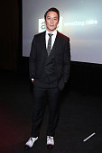 Actor Daniel Wu attends the AMC Ad Sales Event celebrating AMC's 'The Walking Dead' at The Highline Ballroom on March 23 2015 in New York City