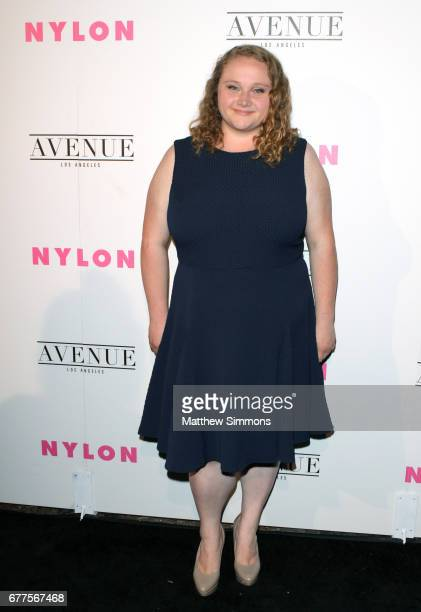 Actor Danielle Macdonald attends NYLON's Annual Young Hollywood May Issue Event at Avenue on May 2 2017 in Los Angeles California
