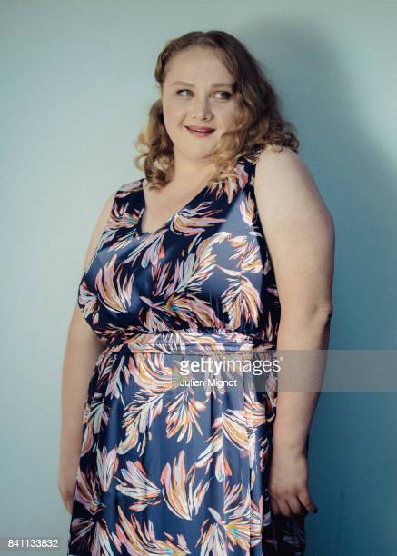 Actor Danielle Macdonald is photographed on May 24 2017 in Cannes France