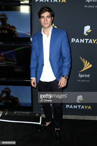 Actor Danilo Carrera attends PANTAYA Launch Party at Boulevard3 on October 10 2017 in Hollywood California