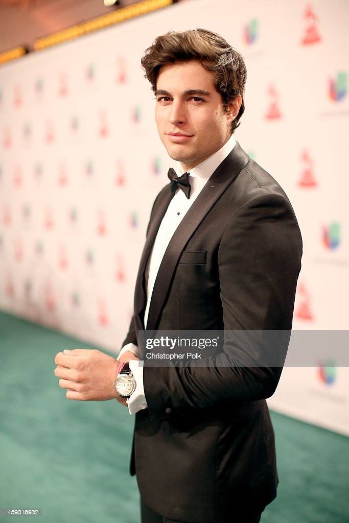 Actor Danilo Carrera attends the 15th Annual Latin GRAMMY Awards at the MGM Grand Garden Arena on November 20, 2014 in Las Vegas, Nevada.