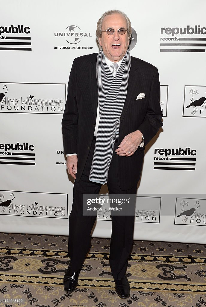 Actor <a gi-track='captionPersonalityLinkClicked' href=/galleries/search?phrase=Danny+Aiello&family=editorial&specificpeople=213062 ng-click='$event.stopPropagation()'>Danny Aiello</a> attends the 2013 Amy Winehouse Foundation Inspiration Awards and Gala at The Waldorf=Astoria on March 21, 2013 in New York City.