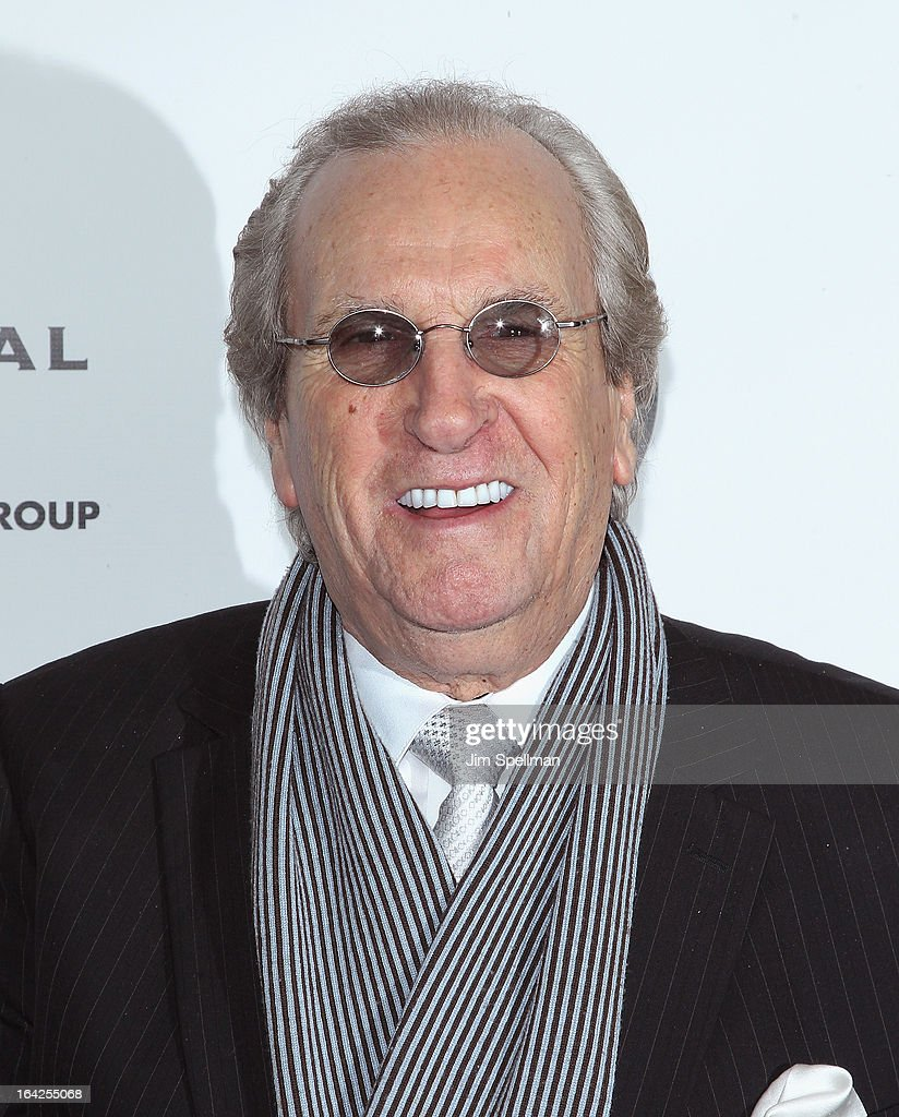 Actor Danny Aiello attends the 2013 Amy Winehouse Foundation Inspiration Awards and Gala at The Waldorf=Astoria on March 21, 2013 in New York City.
